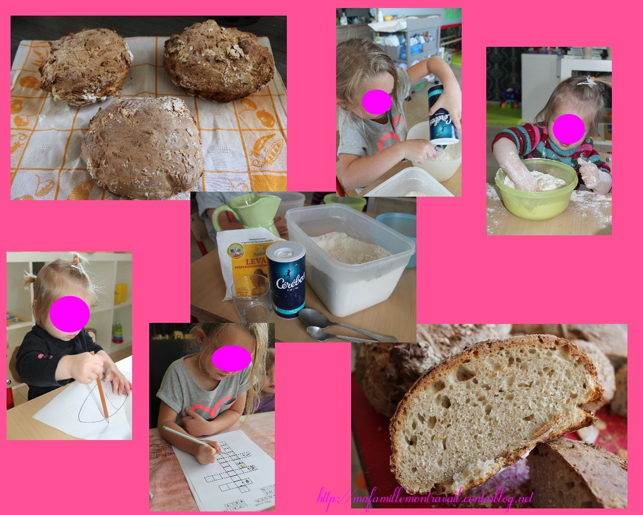 Du pain frais for Congeler du pain frais